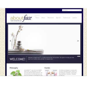 Skincare Website