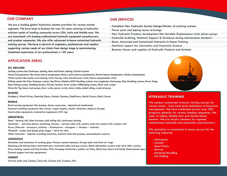 Brochure - Inside Cover