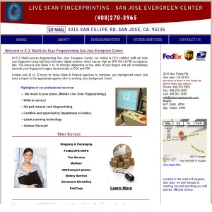 Notary/Fingerprint Sevice
