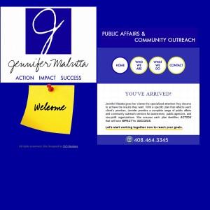 Consultant Website