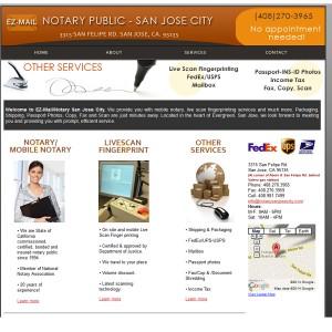 Notary San Jose