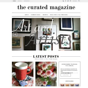 The Curated Magazine