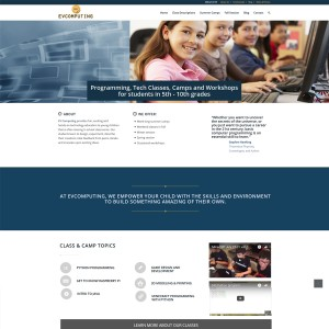 Tech Education Website