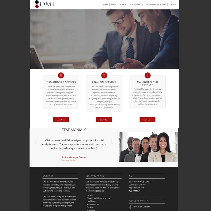 Corporate Website. Corporate, Graphic Design ...